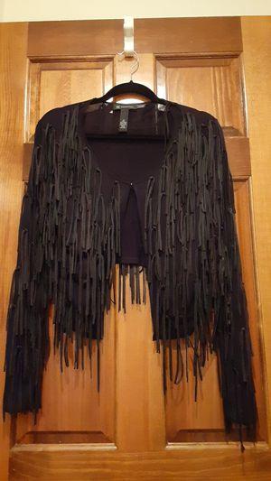 Xl black bolero for Sale in Overland Park, KS