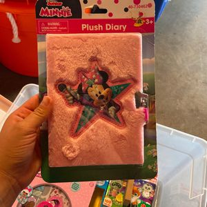 Minnie Mouse Plush Diary for Sale in Long Beach, CA