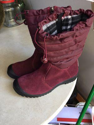 Sporto waterproof winter boots, women's size 8 1/2 Medium for Sale in Palm Harbor, FL