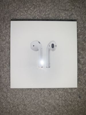 Brand New Apple AirPods Gen 2 for Sale in Canonsburg, PA