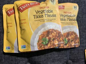 Tastybite Vegetable Tikka Masala for Sale in Seattle, WA