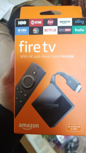 Amazon fire TV 3rd generation for Sale in San Diego, CA