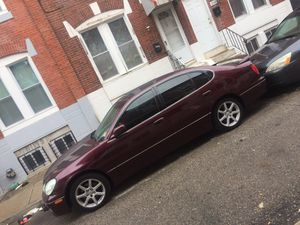 2003 Lexus GS 430 for Sale in Philadelphia, PA