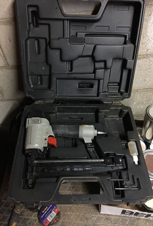 Portercable 16 gauge 1 1/2 to 2 1/2 in nail gun for Sale in View Park-Windsor Hills, CA