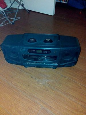 Jvc boom box for Sale in Amelia, OH