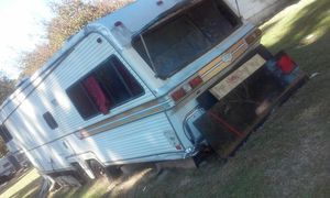 Rambler goose neck camper .It does not have hitch at all... for Sale in Little Rock, AR