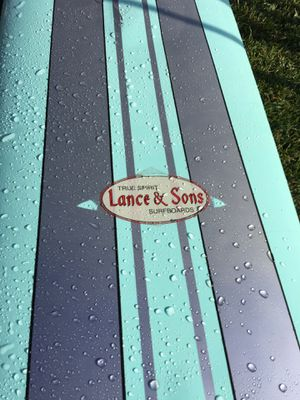 9 ft longboard for Sale in Rancho Cucamonga, CA
