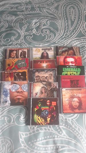 Reggae and more😎14 cds for 7.00 for Sale in Seattle, WA