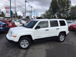2015 Jeep Patriot for Sale in Everett, WA