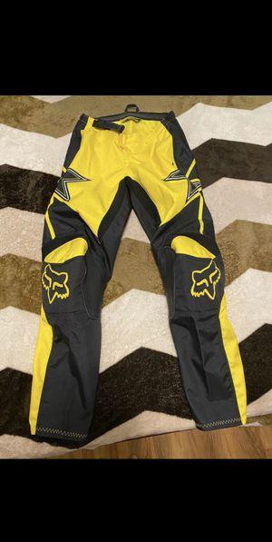 Fox Rockstar riding pants for Sale in Pomona, CA