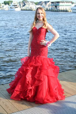 Sherri Hill Prom Dress (size 0) for Sale in Bowie, MD