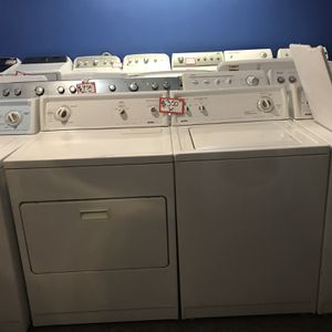 KENMORE TOP LOAD WASHER AND DRYER SET IN EXCELLENT CONDITION for Sale in Laurel, MD