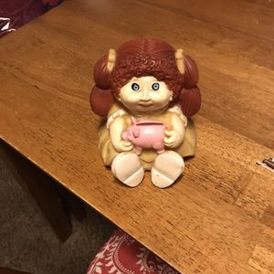 Vintage 1983 Cabbage Patch Bank Doll for Sale in Cleveland, OH