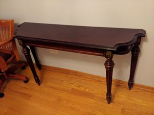 Bombay console table for Sale in Jersey City, NJ