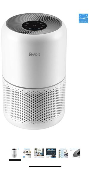 LEVOIT Air Purifier H13 True HEPA Air Purifiers for Home Allergies and Pets Hair 24db Quiet Air Cleaner, Remove 99.97% Dust Smoke Odor Dander Pollen for Sale in New York, NY