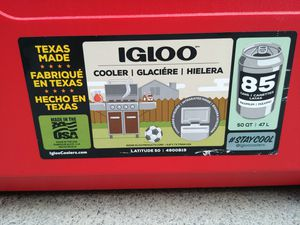 Igloo Cooler for Sale in Charlotte, NC