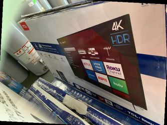 """TCL ROKU SMART TVS (32"""" and 43"""") prices vary ARV5 for Sale in Whittier,  CA"""