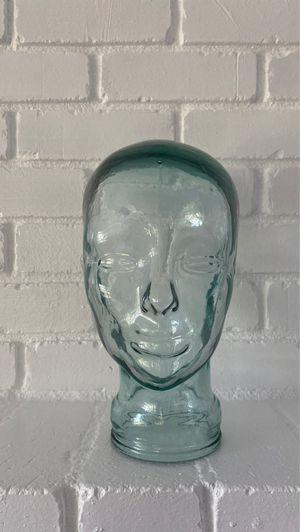 Vintage Full Sized Glass Head Display for Sale in Phoenix, AZ