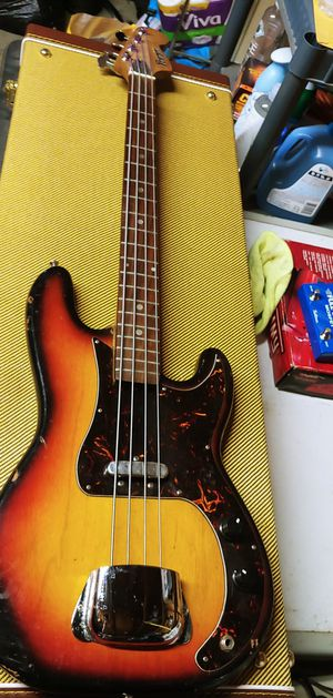 60s or early 70s made in Japan Tempo Bass for Sale in Renton, WA