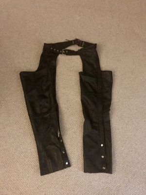 Leather pants for motorcycle riding for Sale in Santa Maria, CA