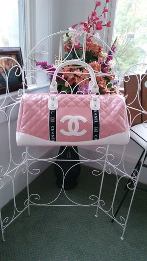 Chanel Travel Duffel Bag w/ Shoulder Strap for Sale in Portsmouth, VA