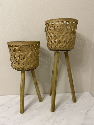 2 planter stands - brand new for Sale in Anaheim, CA