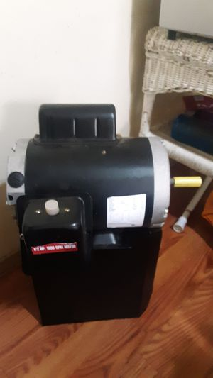 Electric motor for Sale in Bath, NY