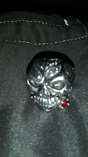 Stainless skull ring for Sale in Pompano Beach, FL