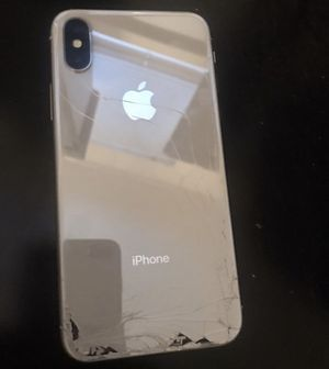 iPhone X 256 GB for Sale in WARRENSVL HTS, OH