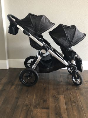 Baby Jogger City Select Double Stroller for Sale in Queen Creek, AZ