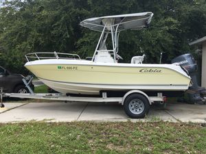 2004 cobia 194cc for Sale in Saint Petersburg, FL