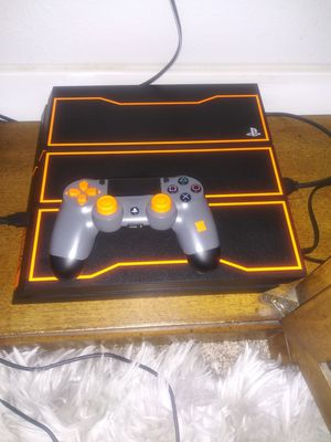 Ps4 Black ops limted edition console $500 for Sale in Carmichael, CA