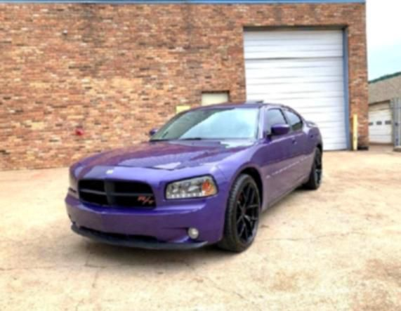 Cruise Control 2006 Charger
