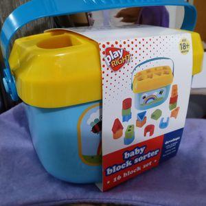 Baby Block Sorter for Sale in Happy Valley, OR