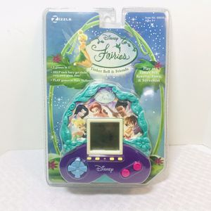 2007 Zizzle Disney Fairies Electronic Handheld Game for Sale in Central Falls, RI
