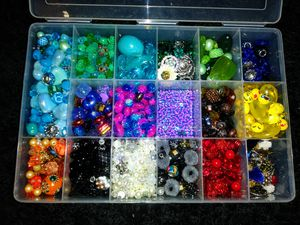 Large Assortment of Beads and Chains for Sale in Union City, CA