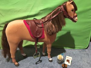 American girl doll horse for Sale in Wall Township, NJ