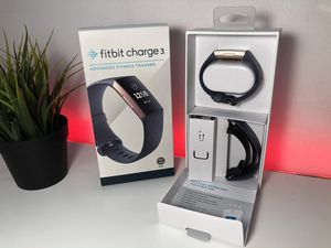 Fitbit Charge 3 for Sale in Los Angeles, CA