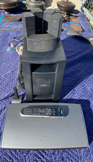 Bose V35 5.1 surround sound system for Sale in Surprise, AZ