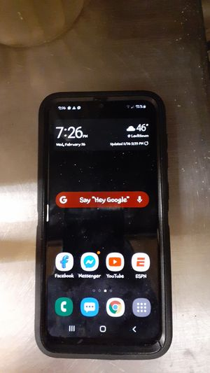 Samsung A20 for Boost Mobile/sprint for Sale in Levittown, PA