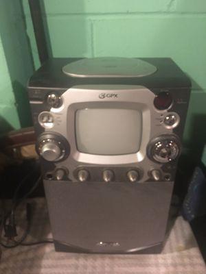 GPX karaoke machine for Sale in Wayland, MI