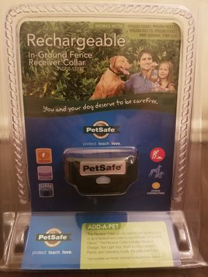 Inground fence pet collar for Sale in The Bronx, NY