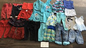 Lot X - Girls clothing 24 mo / 2T for Sale in Wildomar, CA