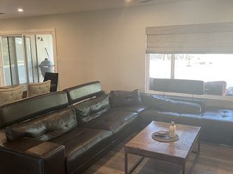 Luxury Leather Couch for Sale in Scottsdale,  AZ