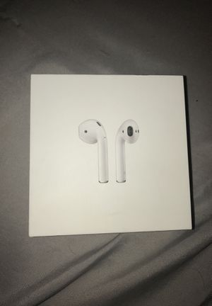 Apple AirPods Original box, great condition. for Sale in Ontarioville, IL