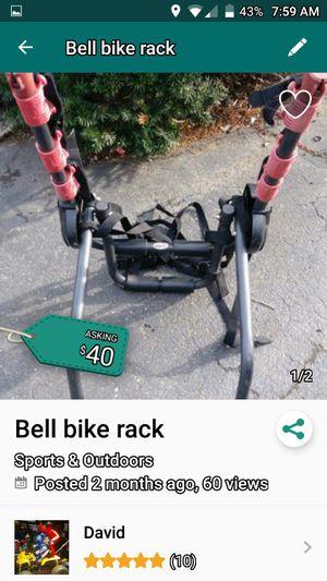 Bike rack for Sale in Chicopee, MA