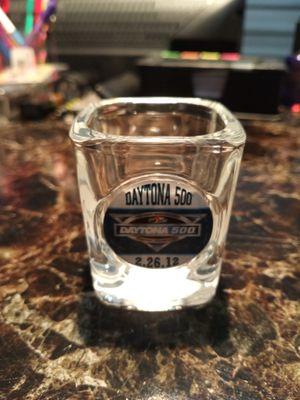 NASCAR Official Daytona 500 2.26.12 Square Shot Glass for Sale in Largo, FL