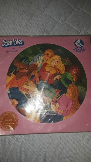 Barbie Phono Pocture Disc for Sale in Los Angeles, CA
