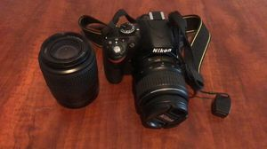Nikon D3200 for Sale in TEMPLE TERR, FL