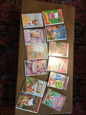 Kids DVDs—Disney, Barbie, Many Others for Sale in Decatur, GA